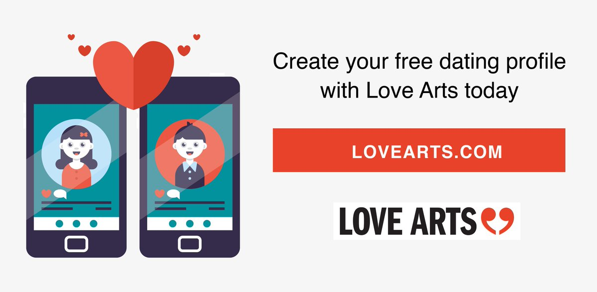 Find your next date with Love Arts, the dating site for people who love the arts. Create a free profile now at: https://t.co/wY6G76oFY0