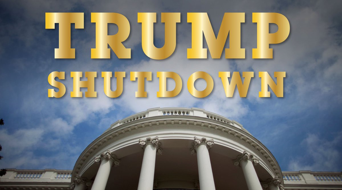 There is no such thing as a 'good shutdown,' Mr. President. I'm still at the table to negotiate a bipartisan agreement - where are you? #TrumpShutdown