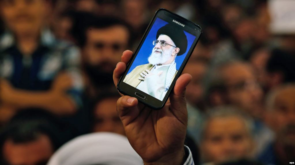 Would you trust an Iranian app to organize an antigovernment protest? https://t.co/21cV7oEe9M