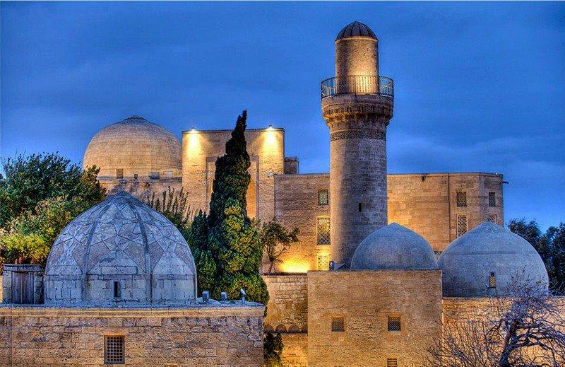 نتيجة بحث الصور عن قصر الشروانشاهانيين