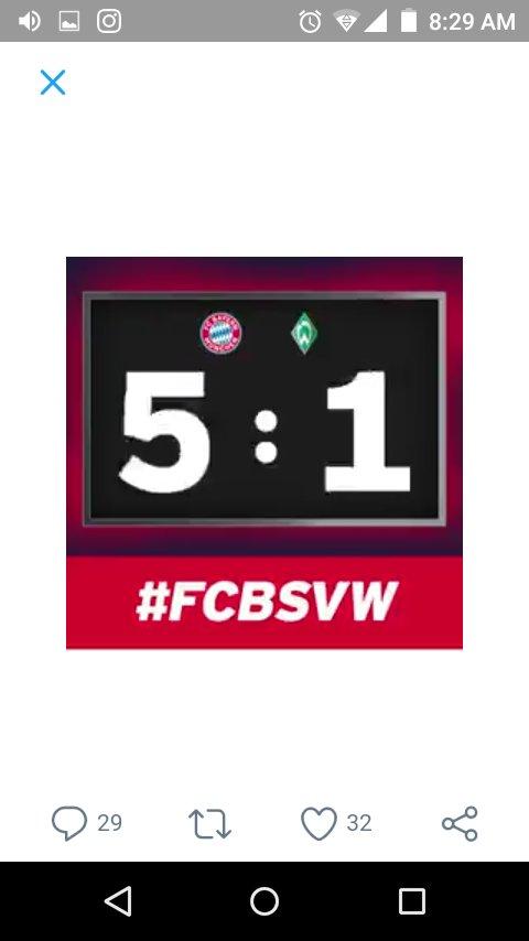 Vamos @FCBayernES con ese resultado gana...