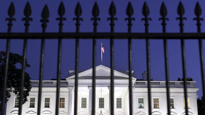 'They're holding government hostage': White House phone line blames Democrats over shutdown (AUDIO) https://t.co/Asj3cqh2td
