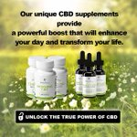 Our unique CBD supplements provide a powerful boost that will enhance your day and transform your life. >> https://t.co/HtSiUW6ZDq #cbdinfo #cbdoil #hempoil #cbd #healing