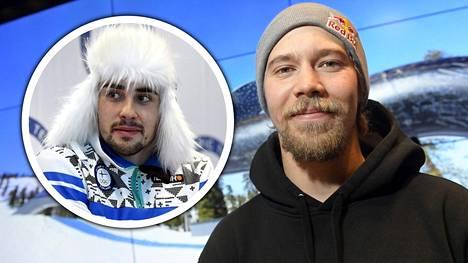 Suomen mitalitoivo kritisoi parjattuja olympia-asuja – tyly näkemys karvareuhkasta ...