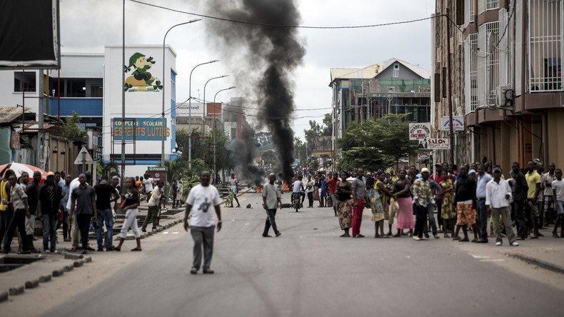 Nouvelle marche contre Joseph #Kabila réprimée à #Kinshasa 🇨🇩 , au moins cinq morts selon l'ONU  🇺🇳 (IMAGES) ➡️ https://t.co/w7JFQjrfTy