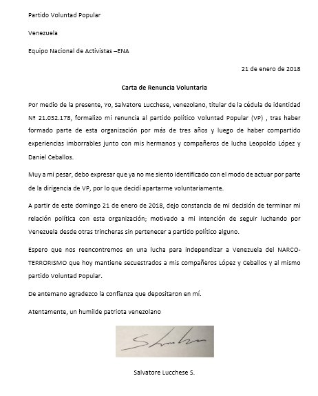 Sabrina Martín A Twitter 21ene Exclusiva Carta De