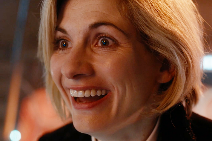 Here's proof that Jodie Whittaker's female Doctor is the same person as her male predecessors #DoctorWho https://t.co/ckt3ZkWEod