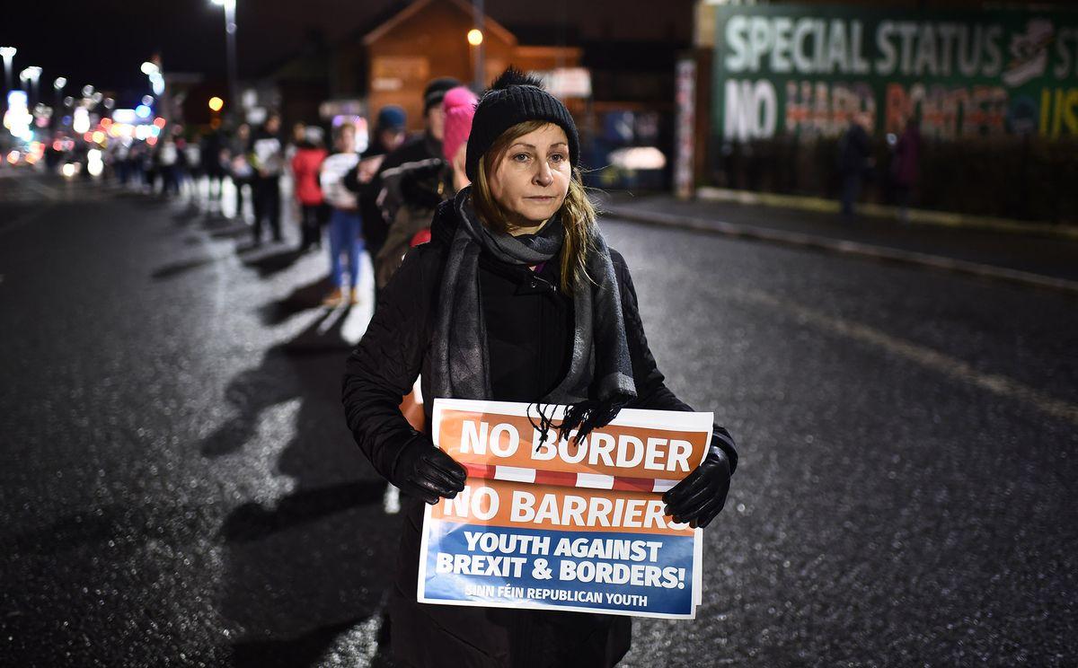 Irish border issue 'hasn't gone away,' B...