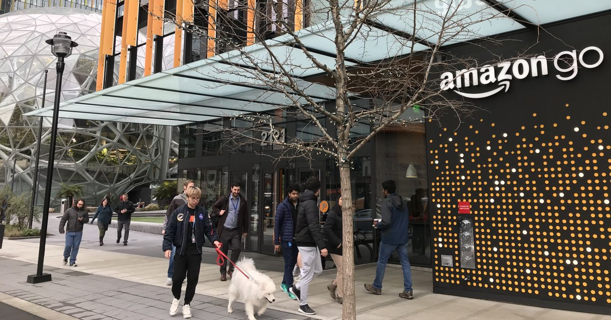 Amazon set to open its grocery store without a checkout line to the public https://t.co/MMhqRFlA98