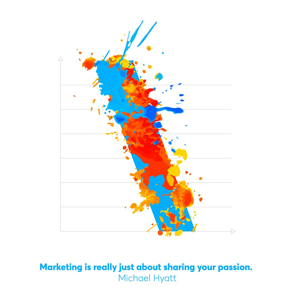 """#Sunday Motivation! • • """"#Marketing is really just about sharing your passion."""" - Michael Hyatt • • • #tbwa #tbwakuwait #kuwait #q8 #quotes #quoteoftheday #agency #advertising #creativity #creative #michaelhyatt https://t.co/GiA1fCWjNa"""