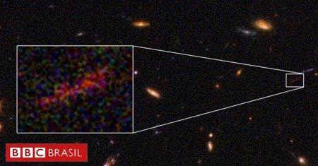 Telescópio Hubble faz registro sem precedentes de uma das galáxias mais antigas do Universo https://t.co/slnyDboXnw