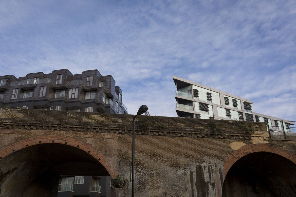 The London borough where home prices hav...