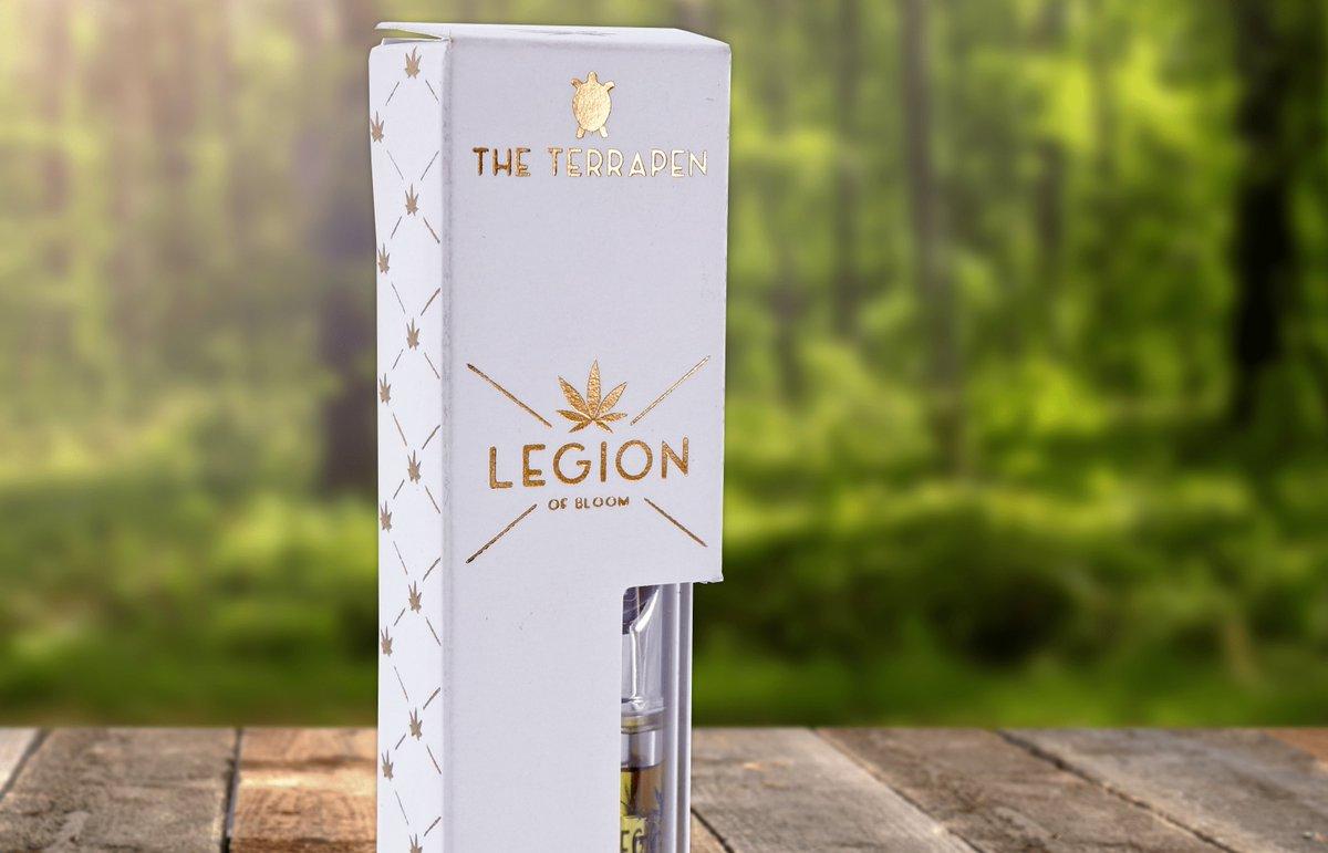 Cannabis product review: Legion of Bloom Terrapon Re:lieve https://t.co/1YoEDdPFdo