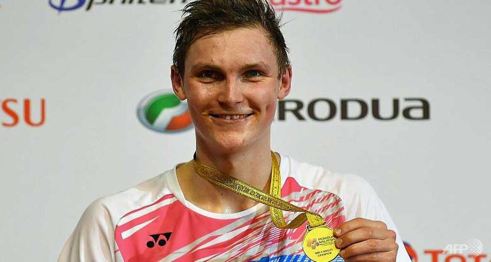 Badminton: Axelsen defeats Nishimoto to win Malaysia Masters https://t.co/Vg7PZm8RG2