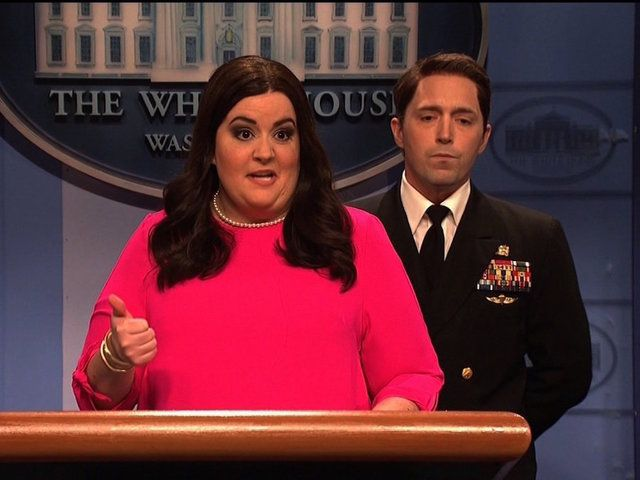 'Saturday Night Live' mocks President Trump's physical exam https://t.co/oz91mIWtzY