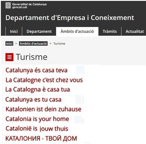 Traductor Catalan Castellano Gencat Ausreise Info