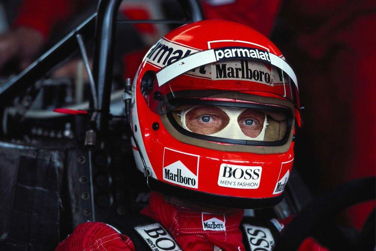 Niki Lauda - McLaren TAG Porsche https:/...