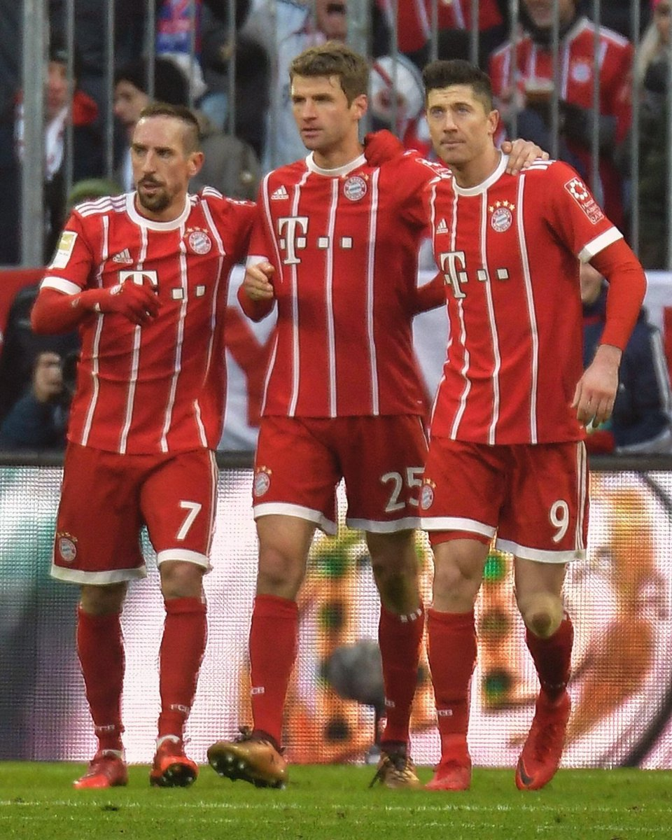 Fought for this win 👊🏼💪🏼 @FCBayern #FCBS...