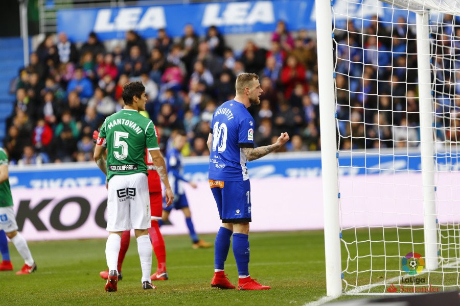 Video: Deportivo Alaves vs Leganes