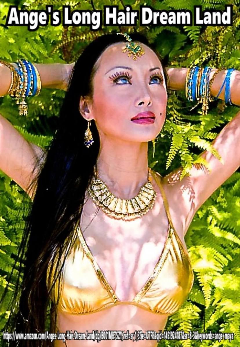 Ange Maya Nude Photos 72