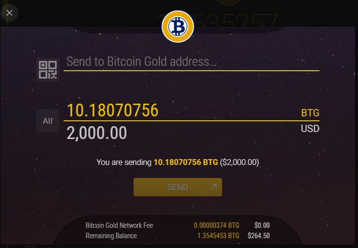 Bitcoin gold btg on twitter bitcoin gold fees are as low as fees btg 1cpu1vote once again a big thank you to exodus for supporting bitcoin goldpicitterzirnymgcm9 ccuart Gallery