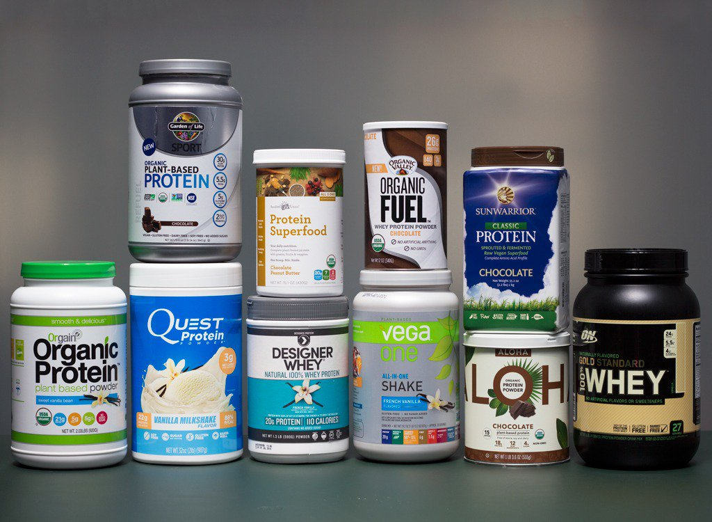 We Tested 10 Protein Powders, And This Is The Best! https://t.co/YdzUsOCxPg