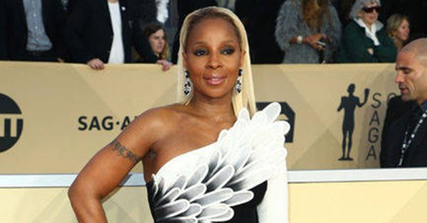 Mary J. Blige says she's 'stronger than she ever knew' at 2018 #SAGAwards: https://t.co/AJrVeedT70