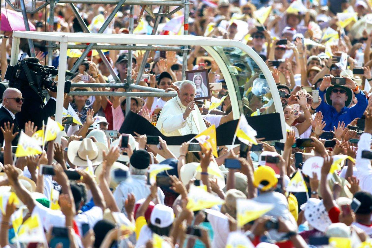 Pope Francis: Peru visit has left me an indelible imprint https://t.co/3jeo0SroVm