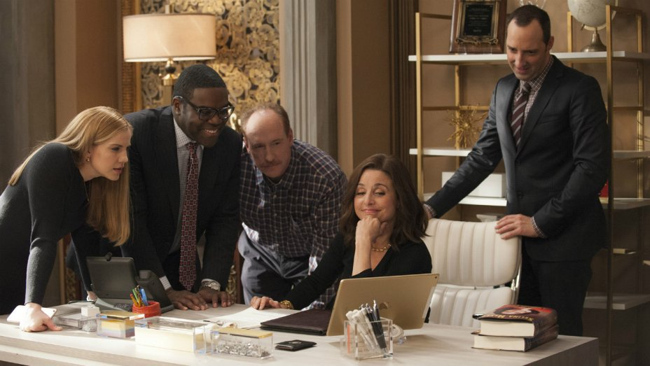 #SAGAwards: @VeepHBO wins best performance by an ensemble in a comedy series https://t.co/IoSiO0KBni