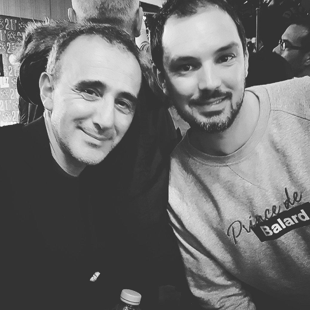 RT @jocelynlemoisne: Souvenir du festival de  @alpedhuez avec @SemounElie ! https://t.co/KcYovzeBmn