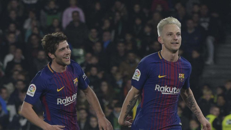 Betis vs FC Barcelona Highlights