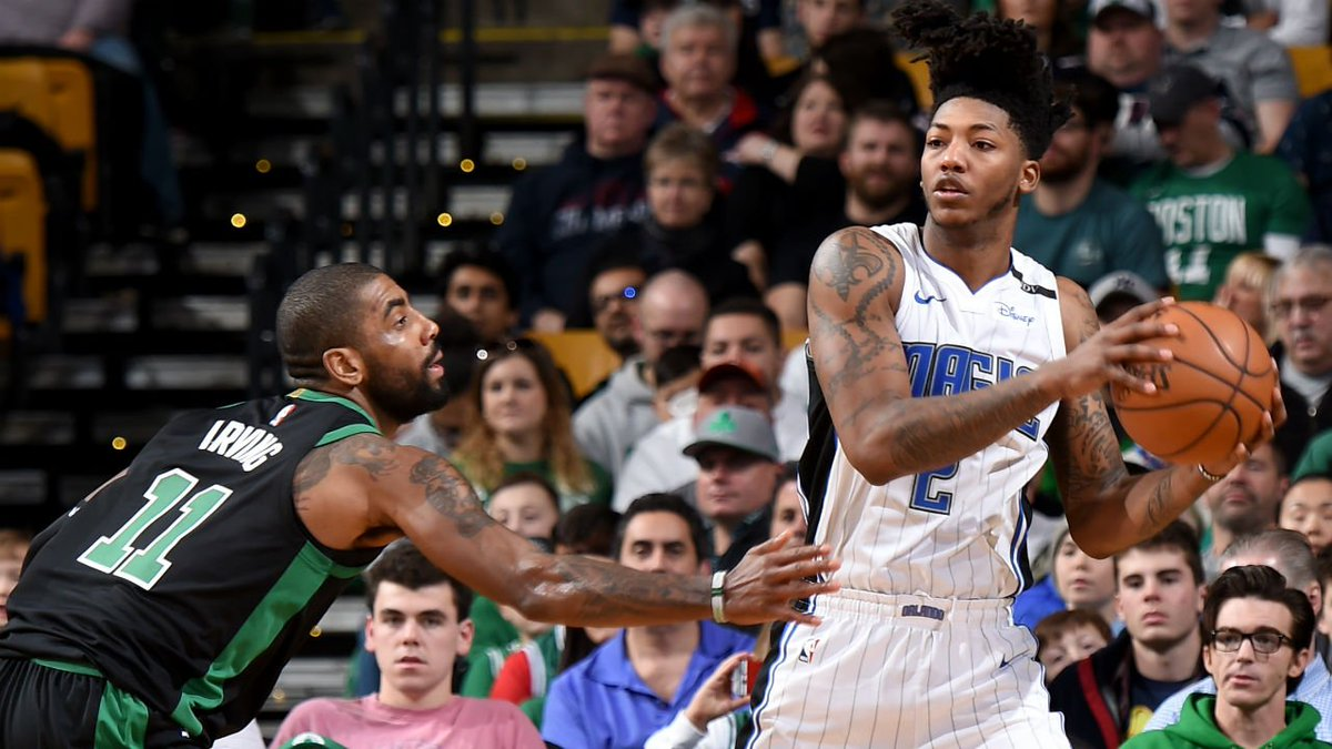 #Magic overcome #Celtics despite Kyrie Irving's 40-point performance https://t.co/vyzmZqCrZ9