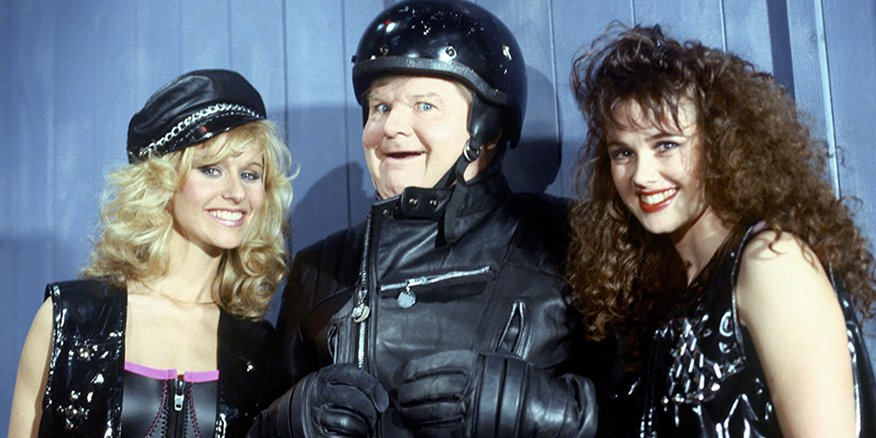 Benny Hill was born 94 years ago today....