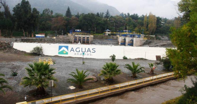 Aguas Andinas mantiene alerta temprana preventiva por pronósticos de lluvia en la alta cordillera https://t.co/c0SVfDumKx