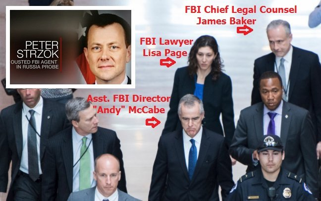 Image result for PHOTOS OF Peter Strzok,