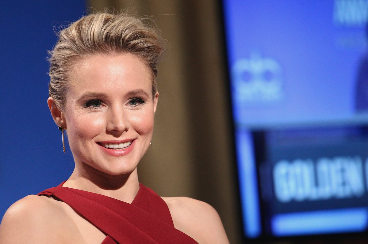 #SAGAwards: @IMKristenBell will be the ceremony's first-ever host https://t.co/qfRtr3IL5J