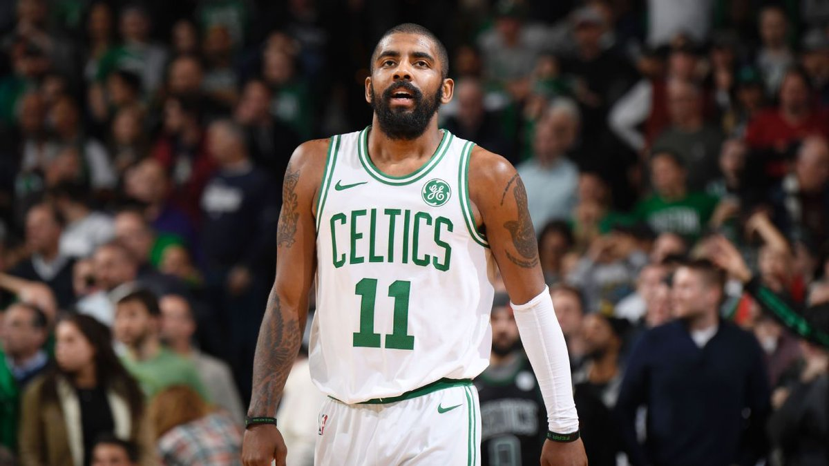 Kyrie wants skidding Celts to embrace adversity https://t.co/hKNMEzLeyf #Celtics