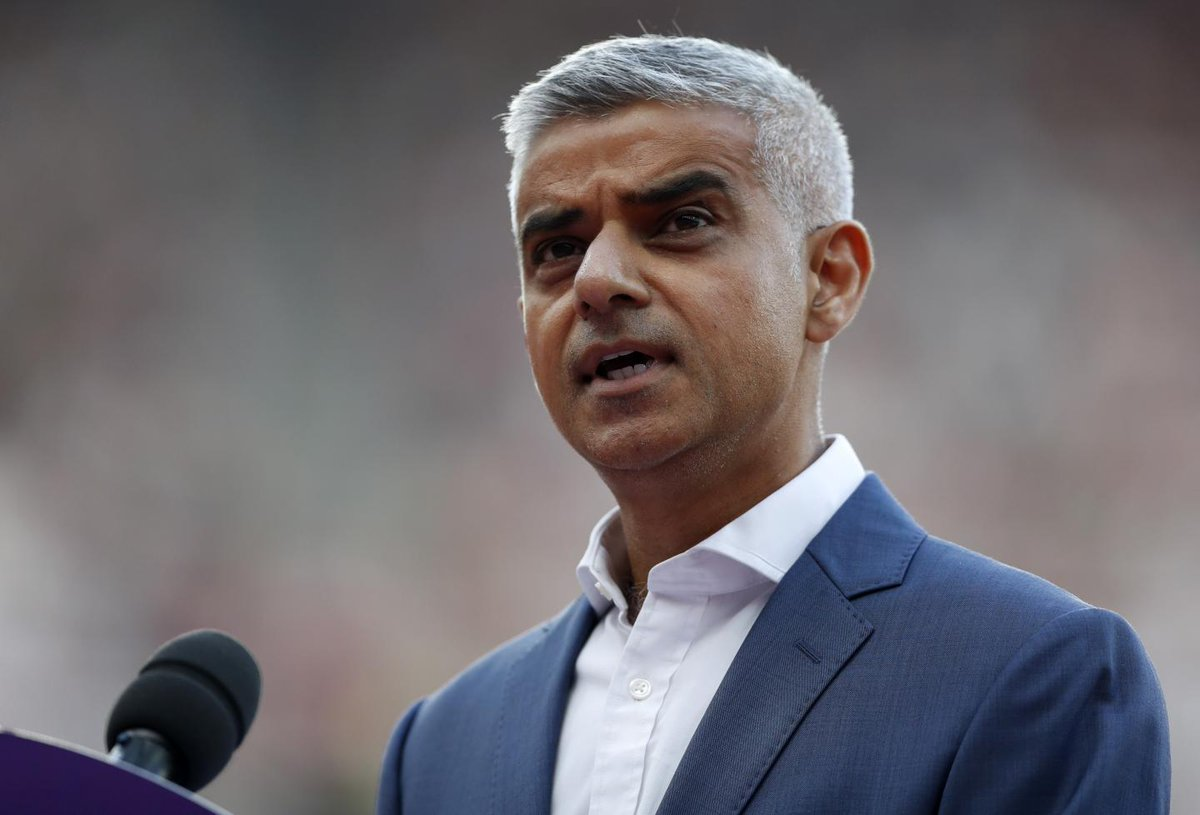 Trump is repeating ISIS rhetoric, says London mayor Sadiq Khan https://t.co/rLou7wMdg4