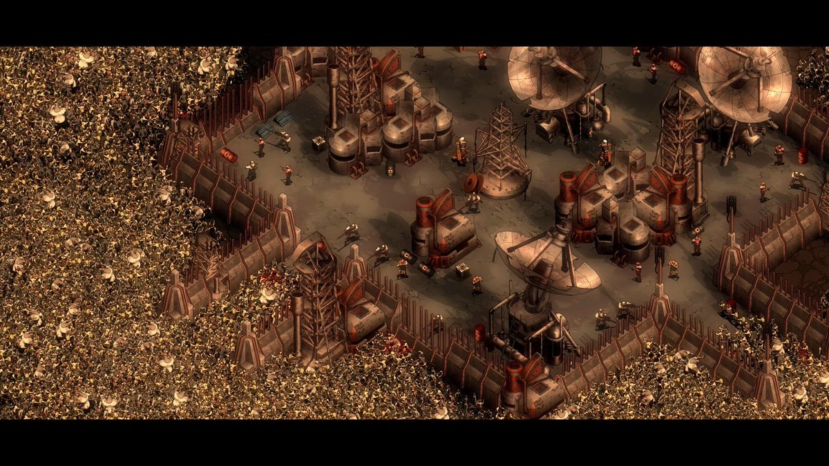 """They Are Billions"" is Zerg Rush: The Game https://t.co/AYXZ8LHDqT"