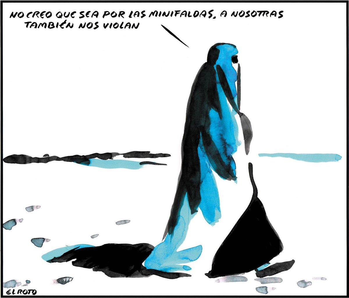 RT @MonicaCarrillo: Brutal.  #ElRoto https://t.co/JX8QrLhDMb
