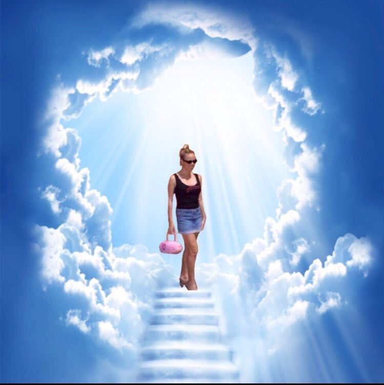 me entering heaven's exclusive gays only section https://t.co/kJ0YkANQoa