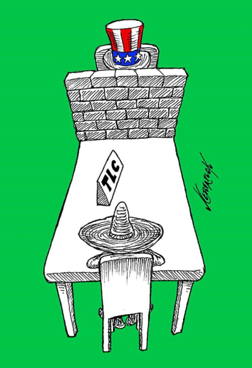 Negociación. #TLC #México #USA #Librecom...