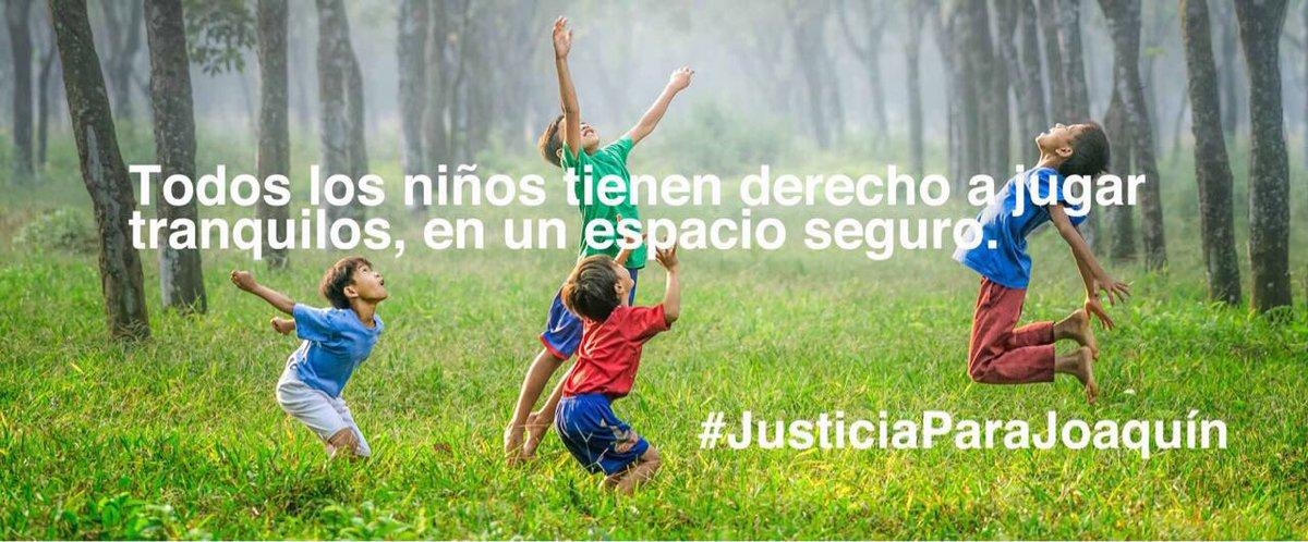 Por el derecho de nuestros niños! NINGÚN...