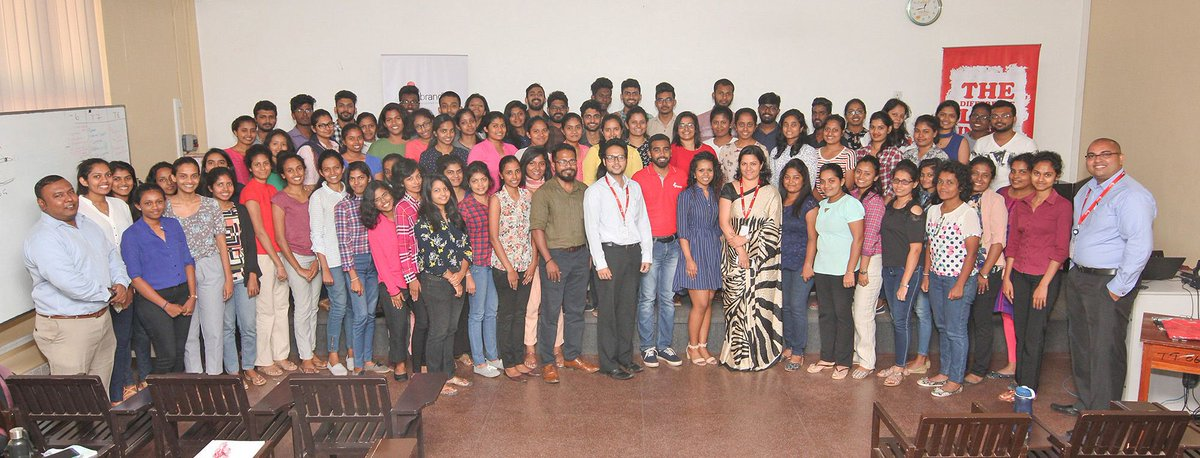 Brandix On Twitter Great Day With 80 Undergraduates Of The Bachelor S Degree Of Fashion Design Product Development Department Of Textile And Clothing Technology University Of Moratuwa Sharing Key Insights Into