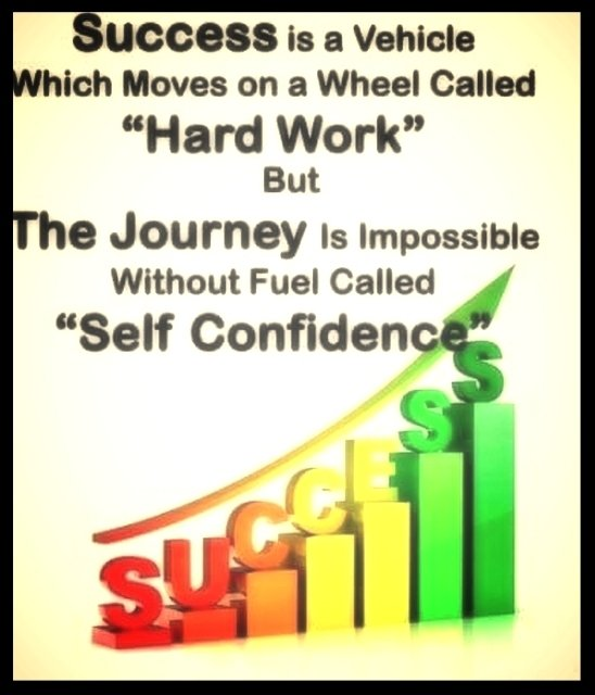 """Confidence Quotes On Twitter: Inspirational Quotes On Twitter: """"Success Is A Vehicle"""