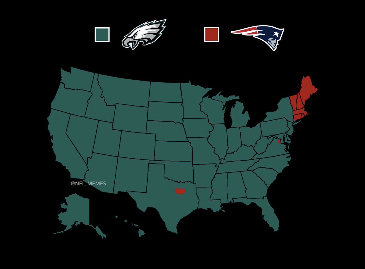 Who America is rooting for in the Super Bowl