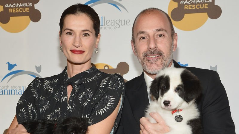 Matt Lauer's wife has exiled him from their Hamptons home https://t.co/Wez07Zo7WQ