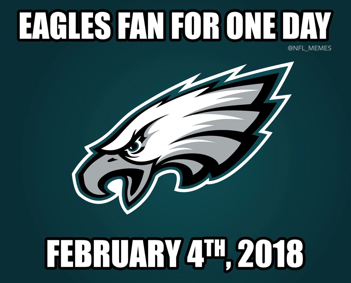 Retweet if this is you! #FlyEaglesFly