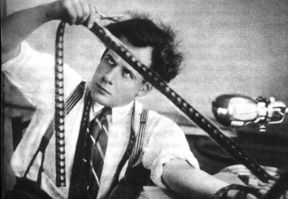 Sergei Eisenstein and his legendary films 52