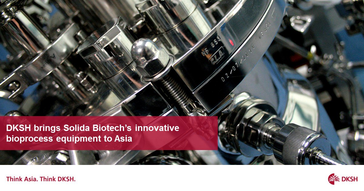 Dksh On Twitter Dksh And Solida Biotech A Company Specialized In